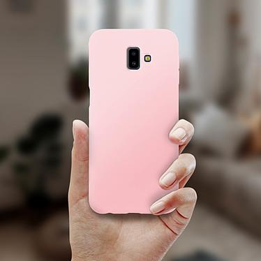 Avis Avizar Coque Fuchsia pour Samsung Galaxy J6 Plus