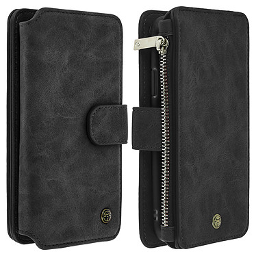 Avizar Etui folio Noir pour Apple iPhone X , Apple iPhone XS Etui folio Noir Apple iPhone X , Apple iPhone XS