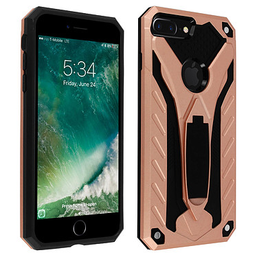 Avizar Coque Rose Champagne pour Apple iPhone 7 Plus , Apple iPhone 8 Plus Coque Rose Champagne Apple iPhone 7 Plus , Apple iPhone 8 Plus