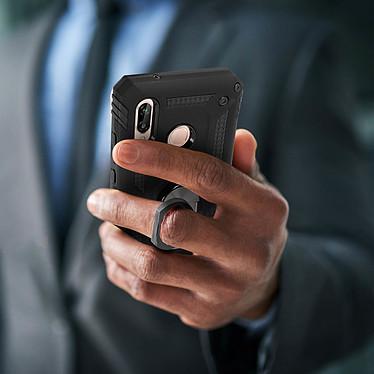 Acheter Avizar Coque Noir Bi-Matières pour Huawei P20 Lite