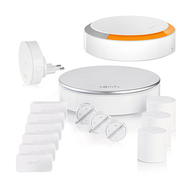 Somfy Pack Protect Home Alarm Starter - Kit 3 Pack Protect Home Alarm Starter - Kit 3