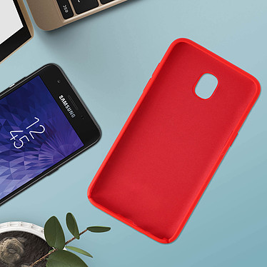 Acheter Avizar Coque Rouge pour Samsung Galaxy J3 2018