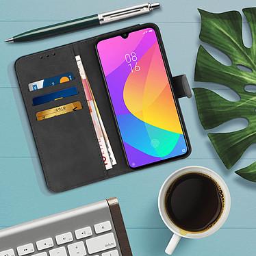 Acheter Avizar Etui folio Noir pour Xiaomi Mi A3