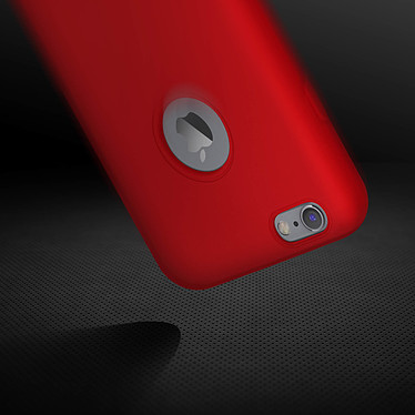 Avis Avizar Coque Rouge pour Apple iPhone 6 Plus , Apple iPhone 6S Plus