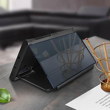 Acheter Avizar Etui folio Noir Design Miroir pour Samsung Galaxy Note 10