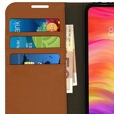 Avis Avizar Etui folio Camel pour Xiaomi Redmi Note 7