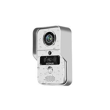 Avis Konx Portier Vidéo 720p Wi-fi, Détecteur De Mouvement, Lecteur Rfid KON_KW02C