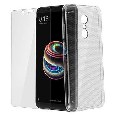 Avizar Coque Transparent pour Xiaomi Redmi 5 Plus pas cher