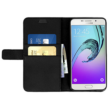 Acheter Avizar Etui folio Noir pour Samsung Galaxy J7 2016