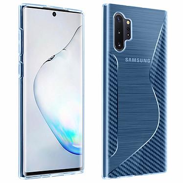 Avizar Coque Bleu pour Samsung Galaxy Note 10 Plus Coque Bleu Samsung Galaxy Note 10 Plus