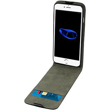 Avis Avizar Etui à clapet vertical Noir pour Apple iPhone 7 Plus , Apple iPhone 8 Plus