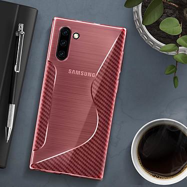 Acheter Avizar Coque Rose S-Line pour Samsung Galaxy Note 10
