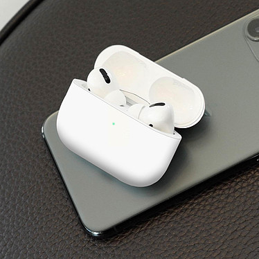 Acheter Avizar Coque Blanc pour Apple AirPods Pro