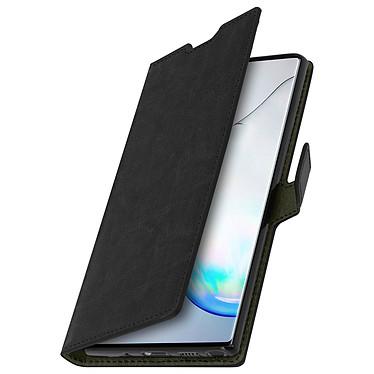 Avizar Etui folio Noir pour Samsung Galaxy Note 10 Plus pas cher