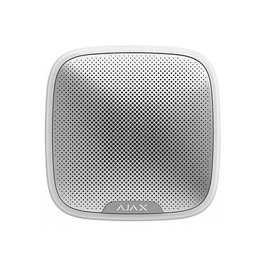 Ajax Sirène extérieure sans fil StreetSiren  Blanc Sirène extérieure sans fil StreetSiren  Blanc