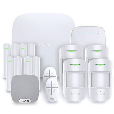 Ajax Alarme maison StarterKit blanc  Kit 4 Alarme maison StarterKit blanc  Kit 4