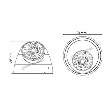 Acheter EC-VISION D2MP20S
