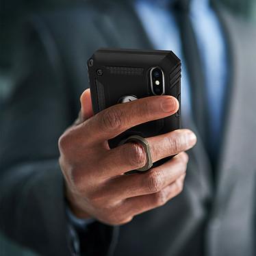 Acheter Avizar Coque Noir Bague de maintien pour Apple iPhone XS Max
