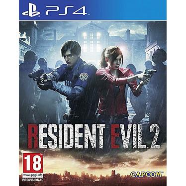 Resident Evil 2 (PS4) Jeu PS4 Action-Aventure 18 ans et plus