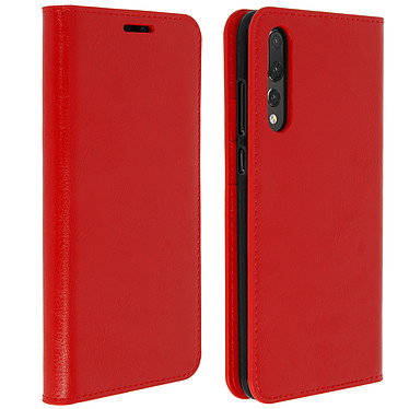 Avizar Etui folio Rouge pour Huawei P20 Pro pas cher