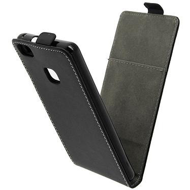 Avizar Etui à clapet Noir pour Huawei P9 Lite Etui à clapet Noir Huawei P9 Lite