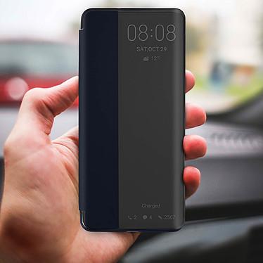 Acheter Avizar Etui folio Bleu Nuit pour Huawei P30 Pro
