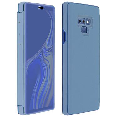 Avizar Etui folio Bleu pour Samsung Galaxy Note 9 Etui folio Bleu Samsung Galaxy Note 9
