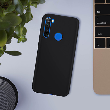 Avizar Coque Noir pour Xiaomi Redmi Note 8T pas cher