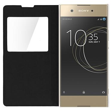 Acheter Avizar Etui folio Noir pour Sony Xperia XA1