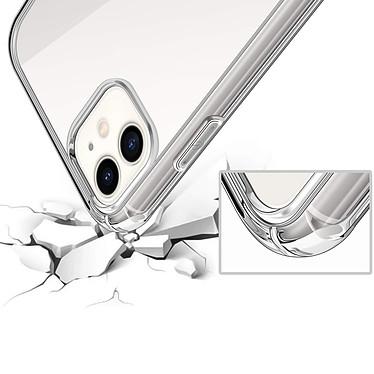 Avis EVETANE Coque iPhone 11 Antichoc Silicone + 2 Vitres en verre trempé Protection écran
