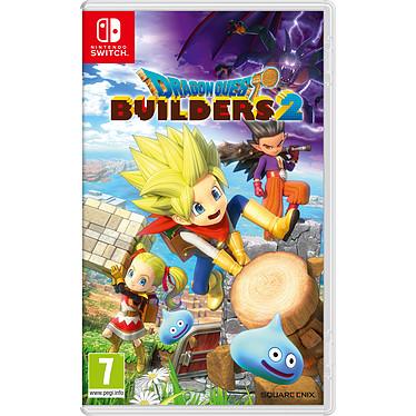 Dragon Quest Builders 2 (SWITCH) pas cher