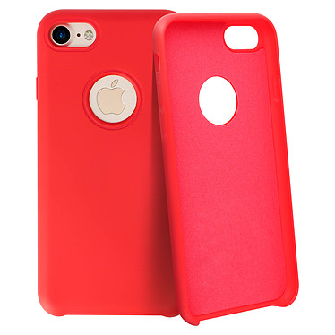 Avizar Coque Rouge pour Apple iPhone 7 , Apple iPhone 8 , Apple iPhone SE 2020 pas cher