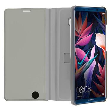 Avis Avizar Etui folio Argent pour Huawei Mate 10 Pro