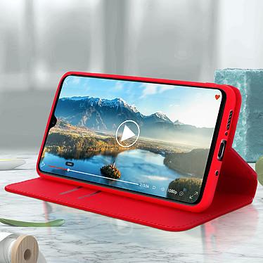 Avis Avizar Etui folio Rouge pour Huawei Mate 20