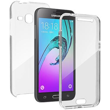 Avizar Coque Transparent pour Samsung Galaxy J3 Coque Transparent Samsung Galaxy J3