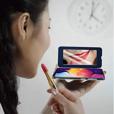 Acheter Avizar Etui folio Bleu Nuit pour Samsung Galaxy A50 , Samsung Galaxy A30s
