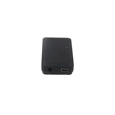 Cellys Récepteur Bluetooth H166   Noir Récepteur Bluetooth H166 - Noir