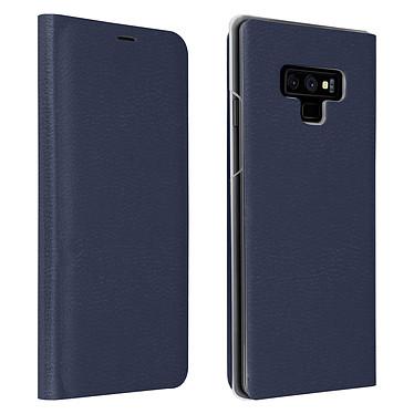 Avizar Etui folio Bleu Nuit pour Samsung Galaxy Note 9 Etui folio Bleu Nuit Samsung Galaxy Note 9