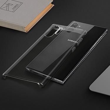 Avis Avizar Coque Noir Semi-Rigide pour Samsung Galaxy Note 10 Plus