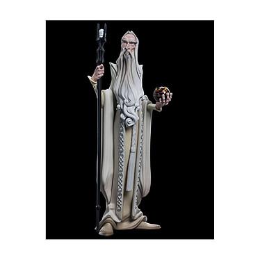 Le Seigneur des Anneaux - Figurine Mini Epics Saruman 17 cm Figurine Mini Epics Saruman 17 cm, tirée du film Le Seigneur des Anneaux.