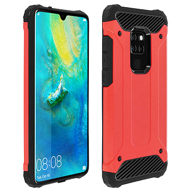 Avizar Coque Rouge pour Huawei Mate 20 Coque Rouge Huawei Mate 20