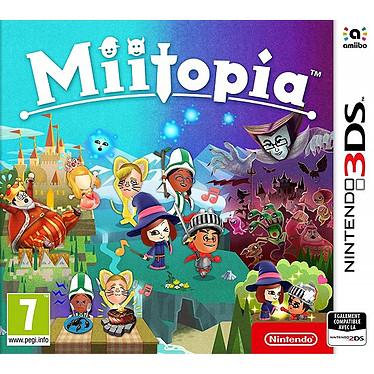 Miitopia 3DS  (DS) Jeu DS Action-Aventure 7 ans et plus