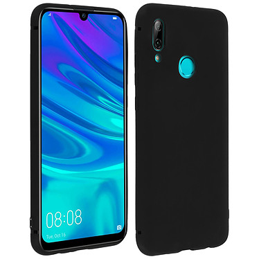 Avizar Coque Noir Mat pour Huawei P Smart 2019 , Honor 10 Lite Coque Noir finition mate Huawei P Smart 2019 , Honor 10 Lite