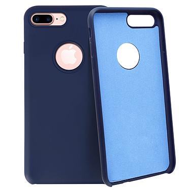 Avizar Coque Bleu Nuit pour Apple iPhone 7 Plus , Apple iPhone 8 Plus pas cher