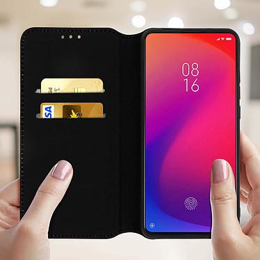 Acheter Avizar Etui folio Noir pour Xiaomi Mi 9T , Xiaomi Mi 9T Pro