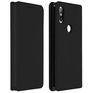 Avizar Etui folio Noir pour Xiaomi Mi Mix 2S pas cher
