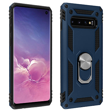 Avizar Coque Bleu Nuit pour Samsung Galaxy S10 Coque Bleu Nuit Samsung Galaxy S10