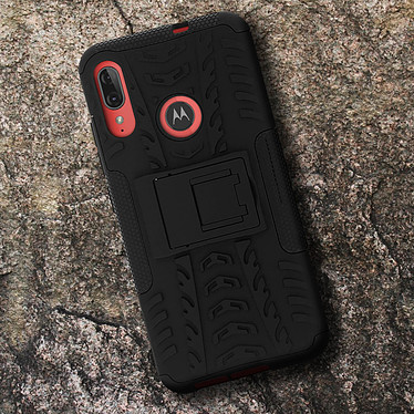 Acheter Avizar Coque Noir pour Motorola Moto E6 Plus