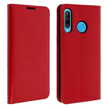 Avizar Etui folio Rouge pour Huawei P30 Lite , Honor 20S , Huawei P30 Lite XL Etui folio Rouge Huawei P30 Lite , Honor 20S , Huawei P30 Lite XL
