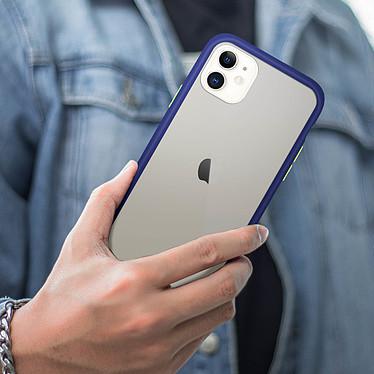Avis Avizar Coque Bleu Nuit pour Apple iPhone 11